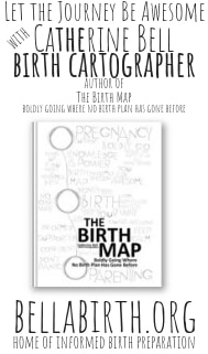 cover of 'This is Your Birth', Australia's ultimate guide to Informed Birth Preparation